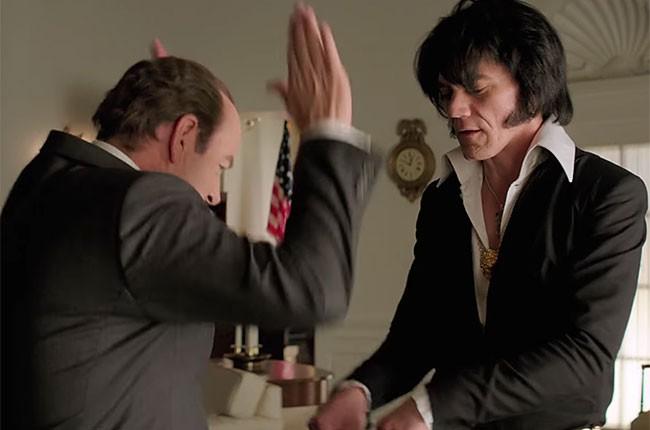 Elvis/Nixon
