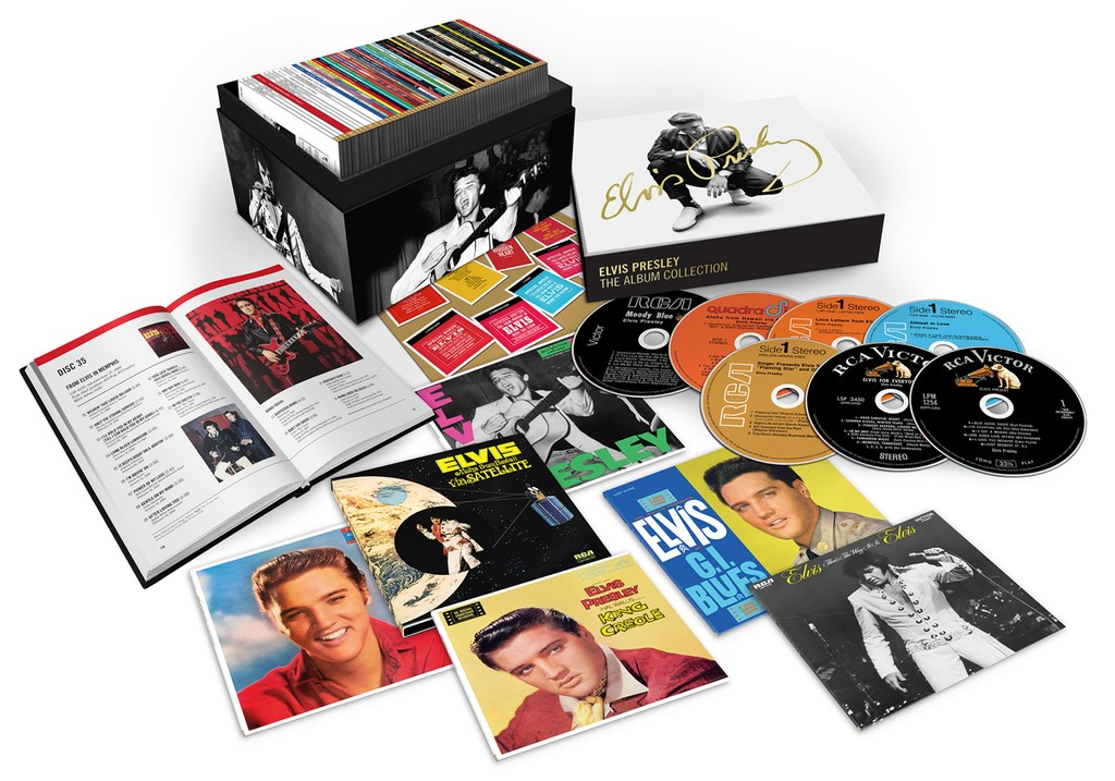 'The RCA Albums Collection' by Elvis Presley