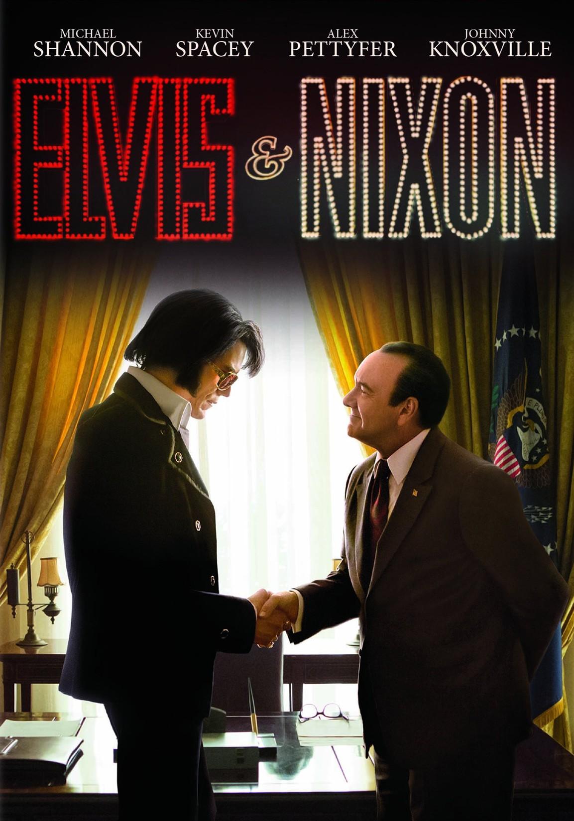 'Elvis & Nixon'