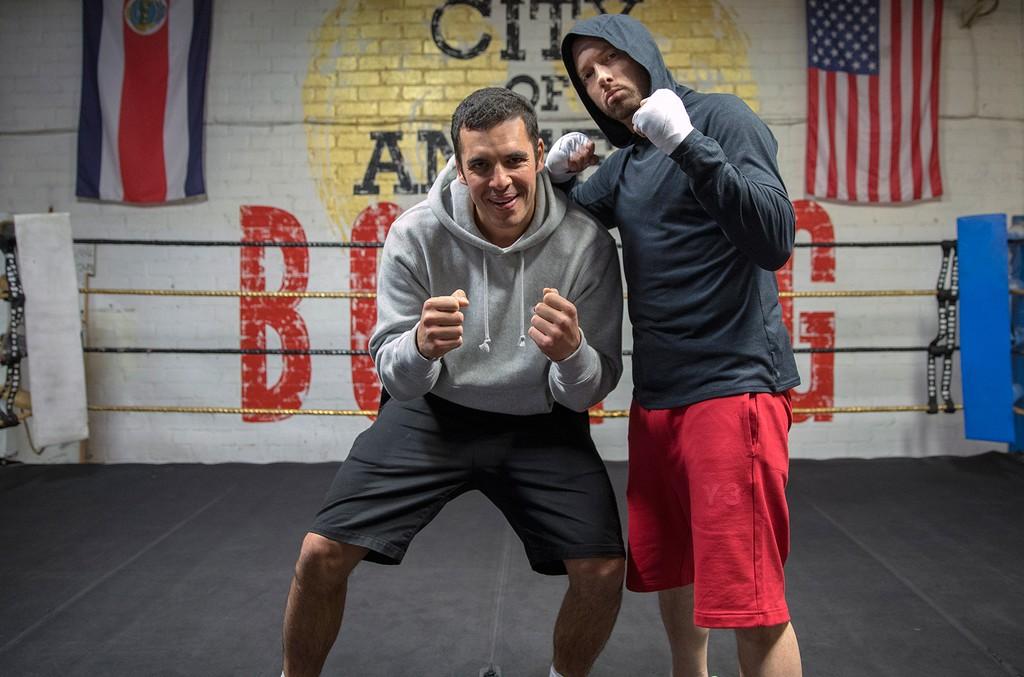 Eminem and Emil Nava