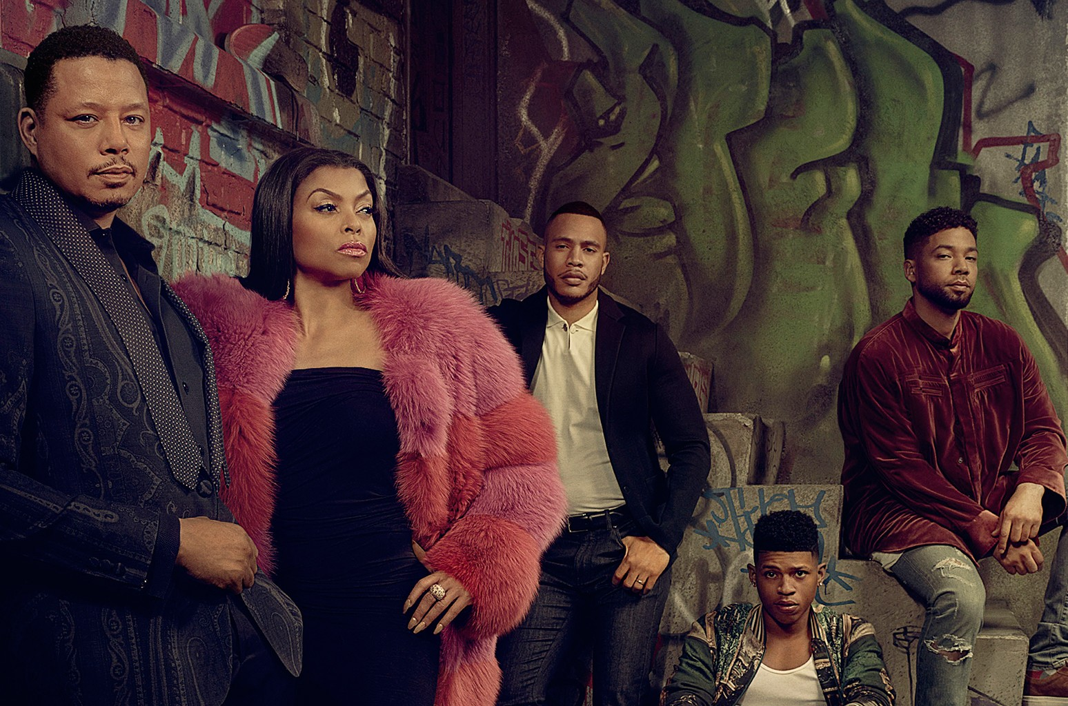 'EMPIRE' Cast