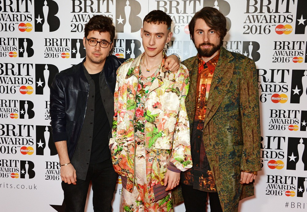 Emre Turkmen, Olly Alexander and Mikey Goldsworthy
