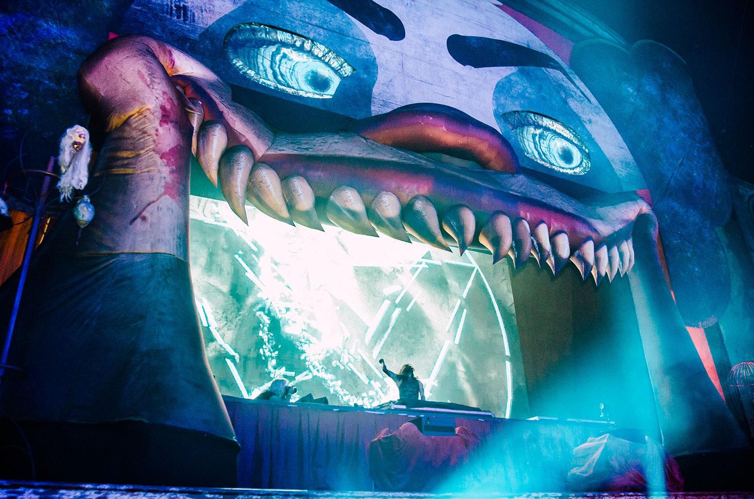 Escape: Psycho Circus Korea