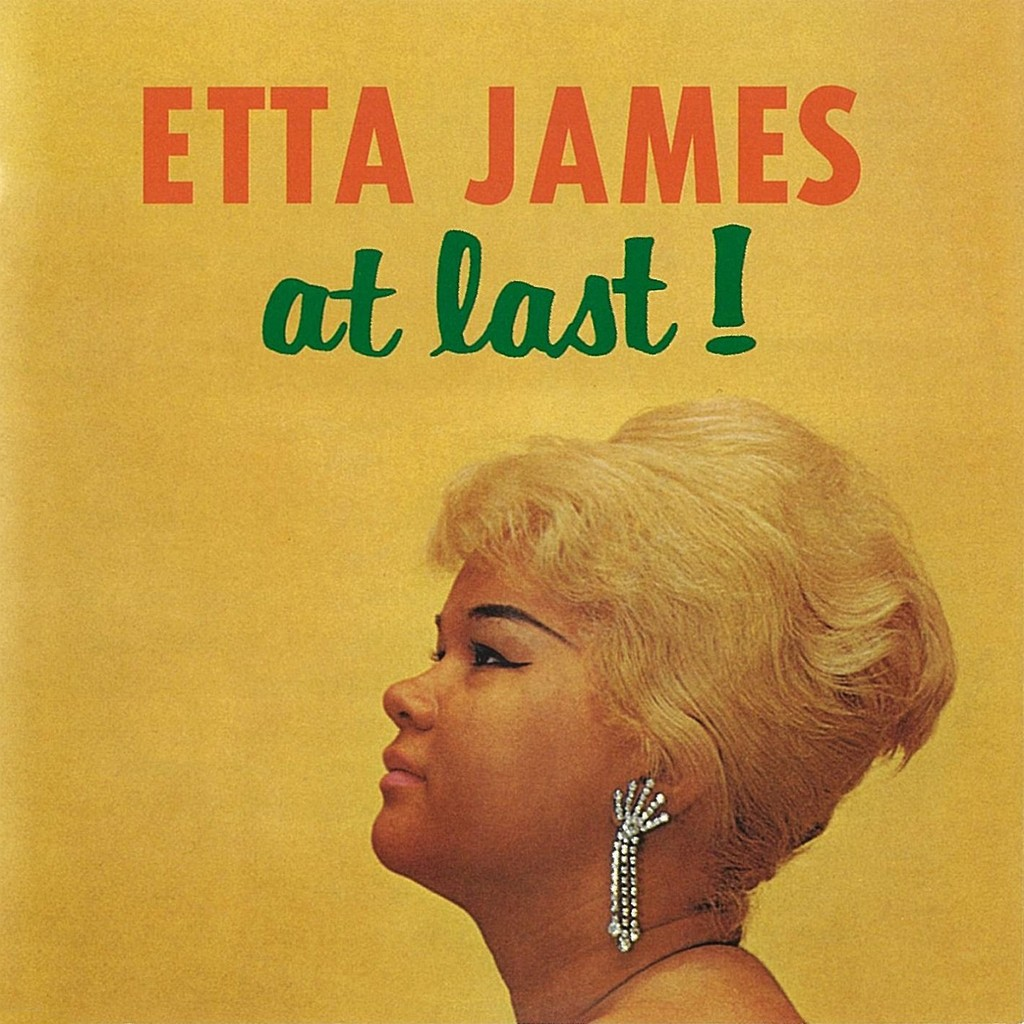 "Etta James, ""At Last"""