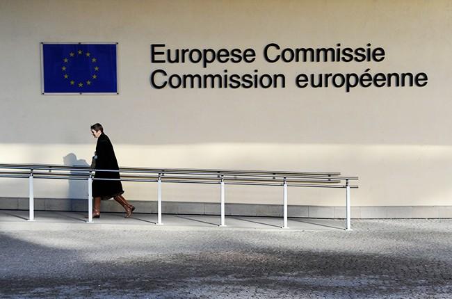 European Union Commission building