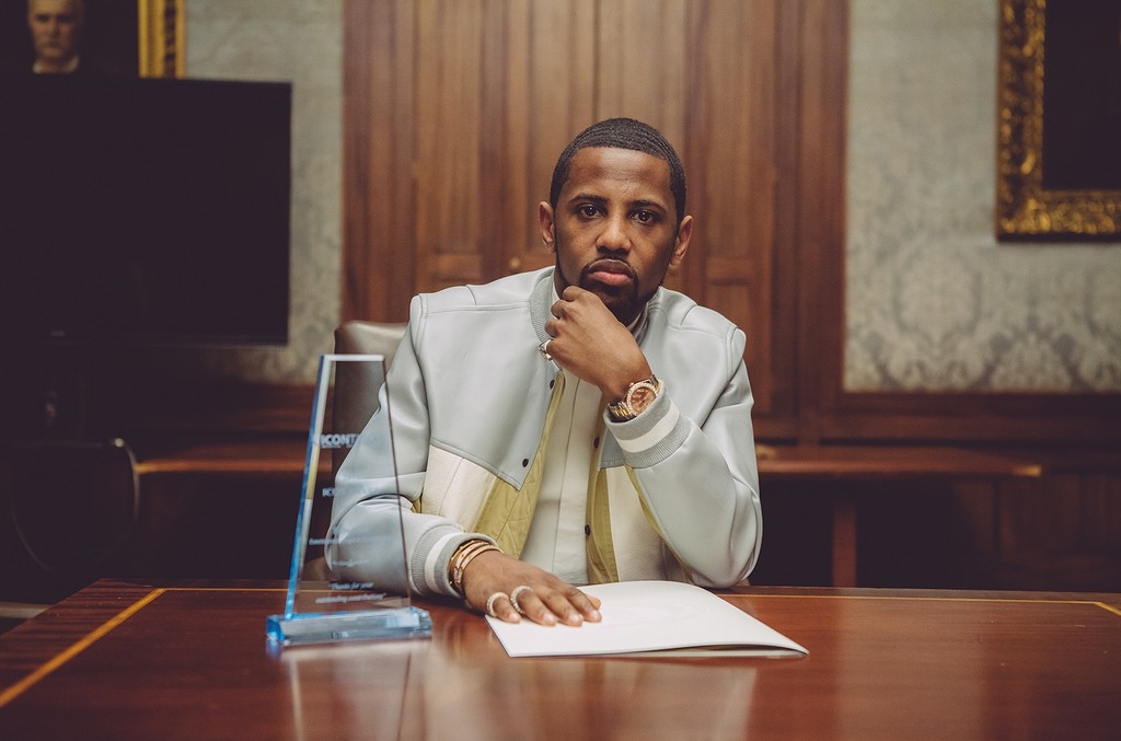 Icon Talks honored Fabolous with the Key to Brooklyn on March 9, 2017 in Brooklyn, NY.