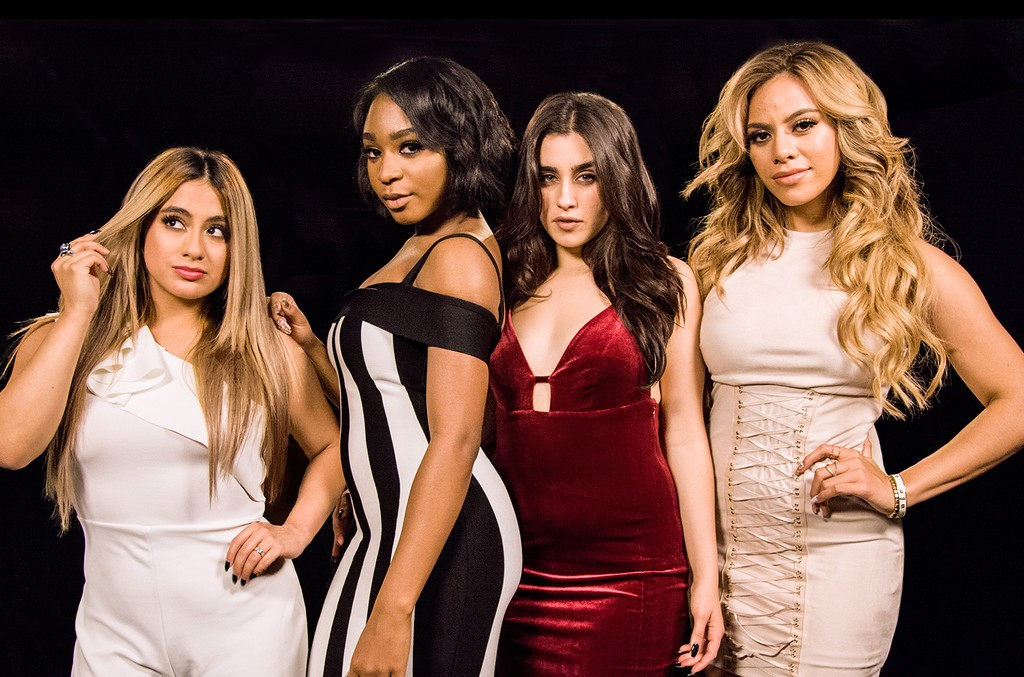 Fifth Harmony photographed at Billboard HQ on June 2, 2017 in New York City.