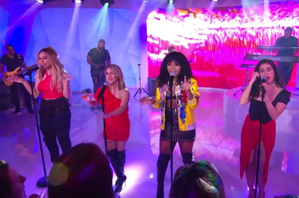 Fifth Harmony on TRL