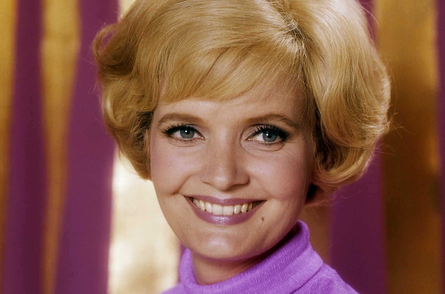 Florence Henderson photographed in 1965.