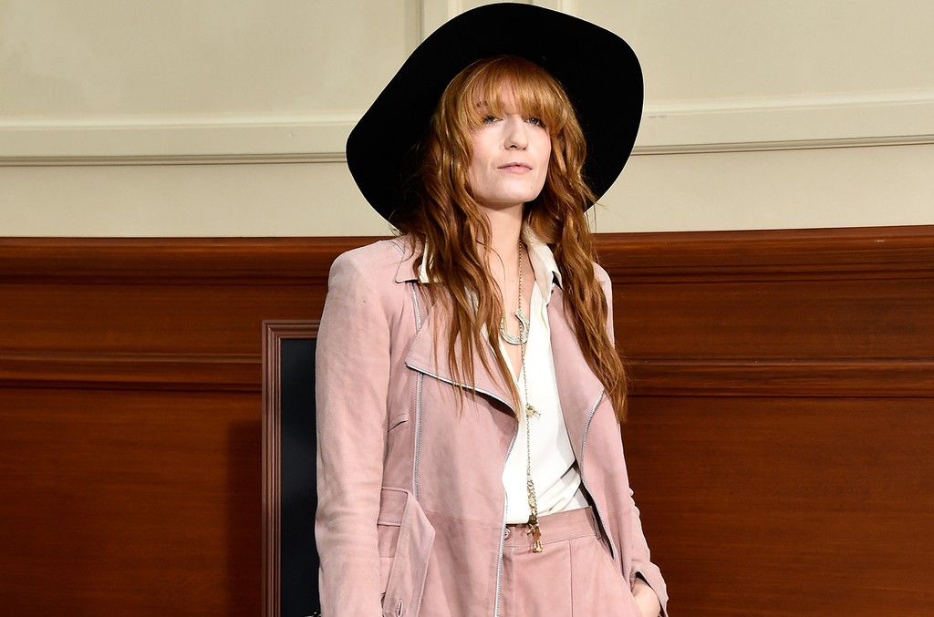 Florence Welch, 2015
