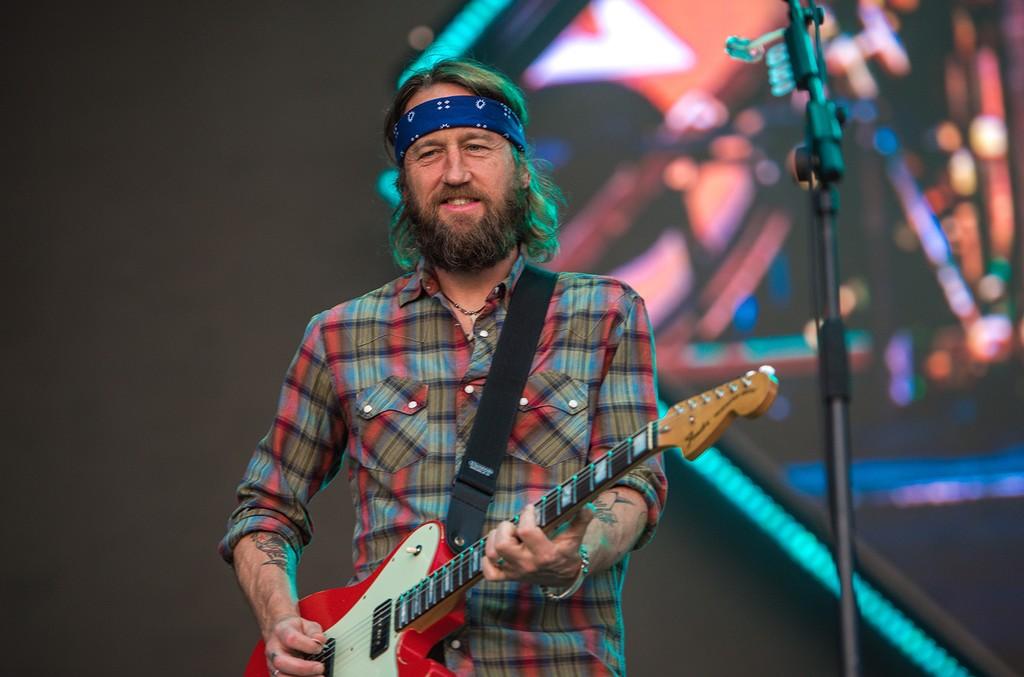 Chris Shiflett of Foo Fighters
