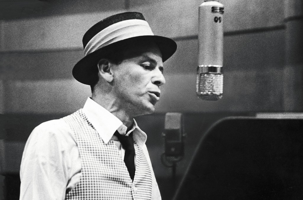 Sinatra circa 1953.