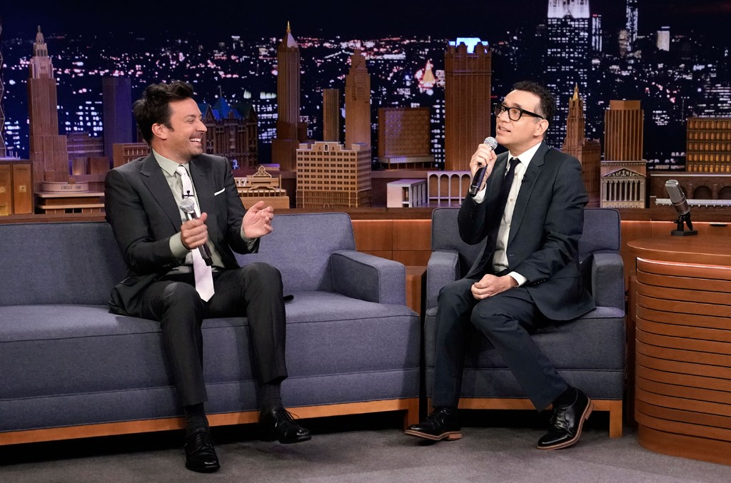 Jimmy Fallon and Fred Armisen