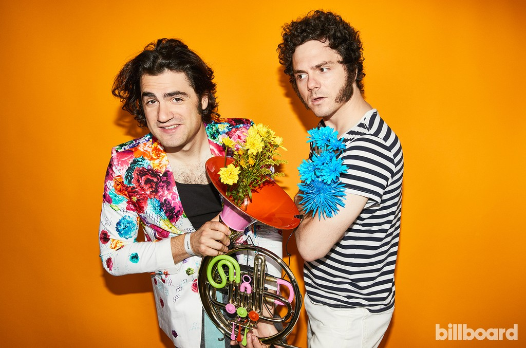 French Horn Rebellion at the Hot 100 Music Festival, 2017