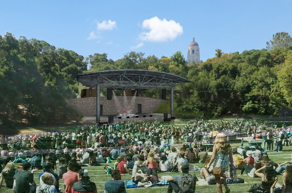 Frost Ampitheater