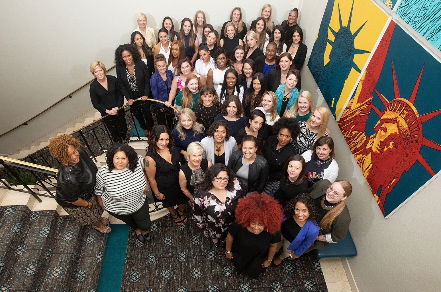 American Express Women in Music Leadership Academy Class '19