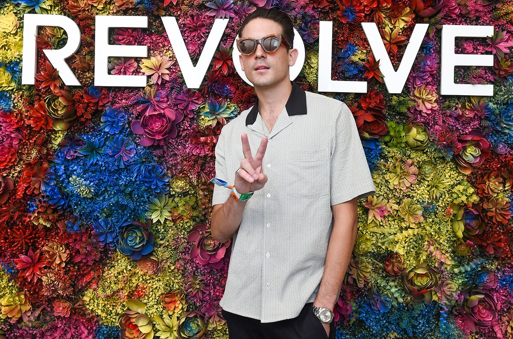 G-Eazy REVOLVE festival, Coachella Valley Music and Arts Festival, Palm Springs, USA - 15 Apr 2017