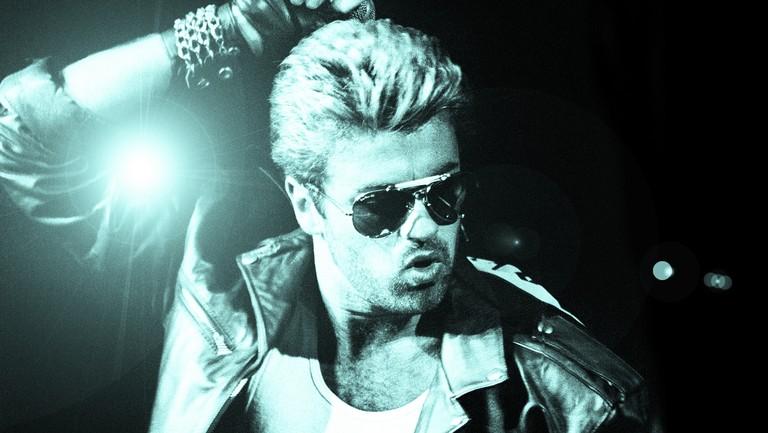 <p>George Michael</p>