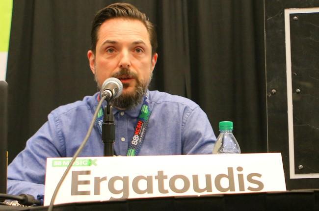 George Ergatoudis