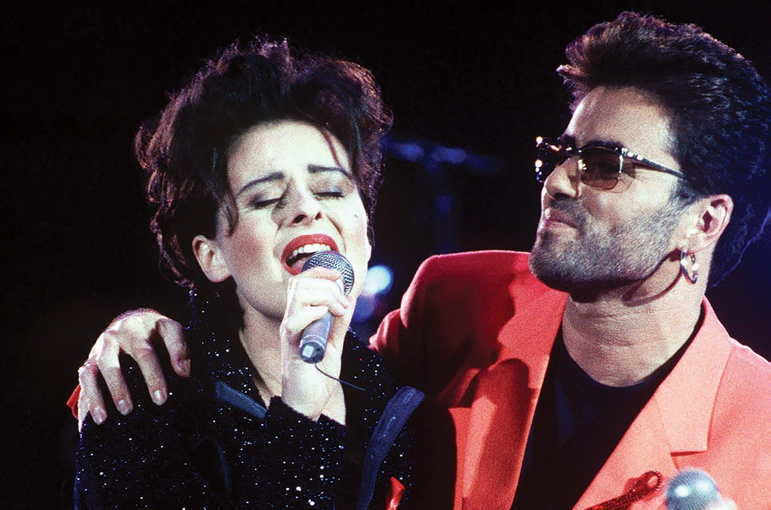 Remembering George Michael: Lisa Stansfield Shares Memories of ...
