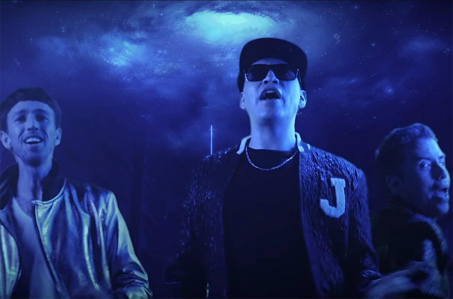"Georgel, Esteman & Raymix, ""El Noa Noa"" (Remix) ft. Celso Piña, Mexican Institute Of Sound"
