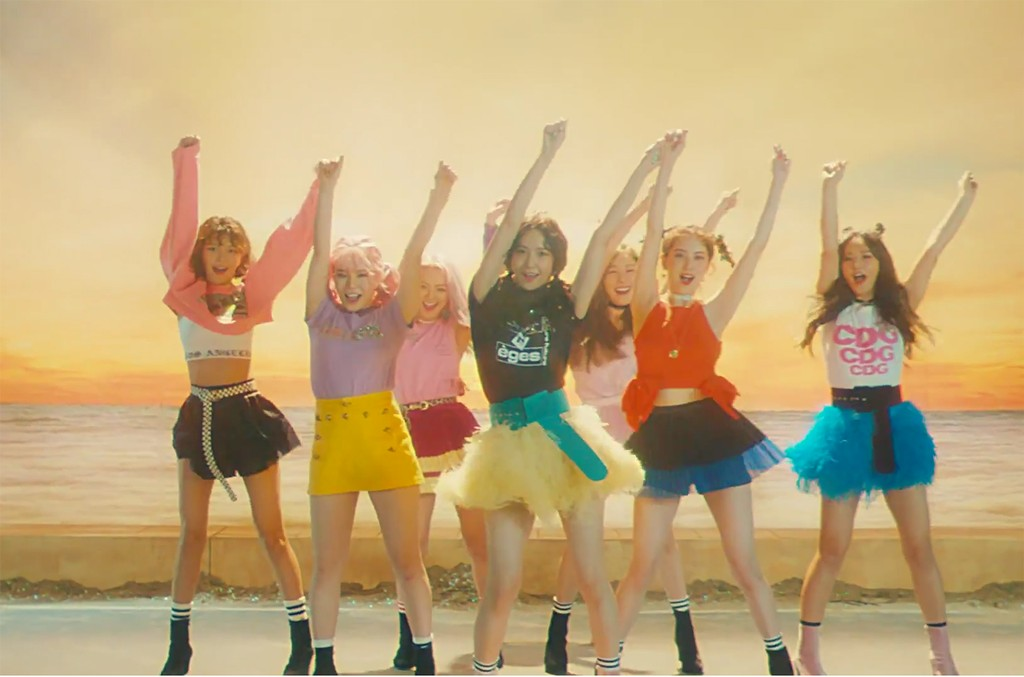 "Girls' Generation ""Holiday"""