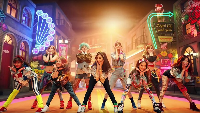<p>Girls Generation &quot&#x3B;I Got a Boy&quot&#x3B;</p>