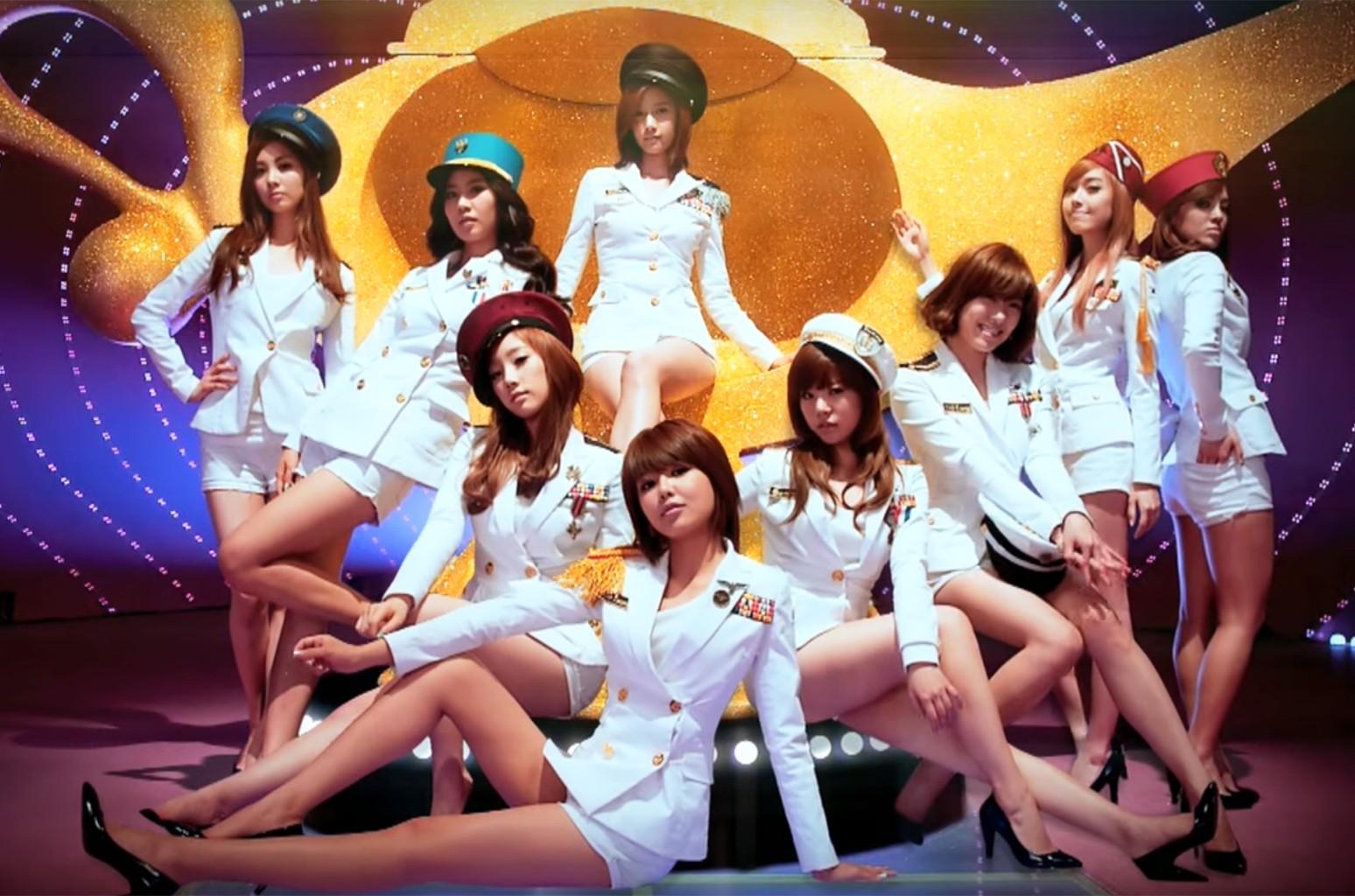 Girls' Generation, 'Genie'