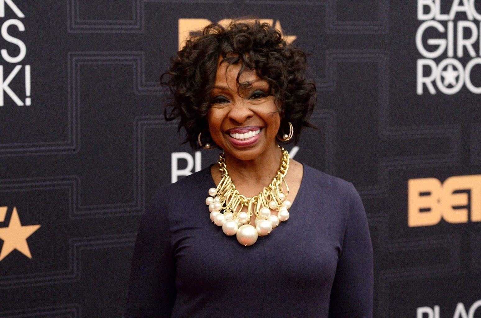 Gladys Knight attends Black Girls Rock! 2016 on April 1, 2016 in New York City.