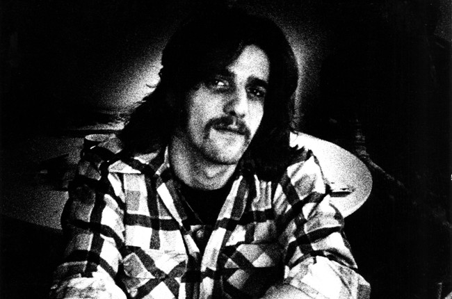 Glenn Frey of The Eagles 1973