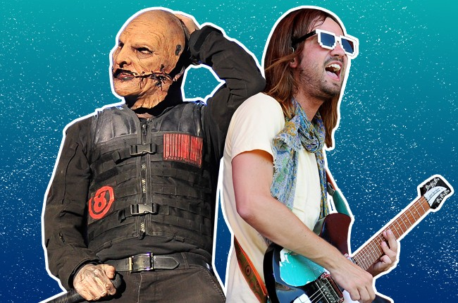 From Tame Impala to Slipknot, an Inside Look  at the Rock Acts Going for Gold