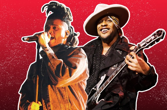 The Weeknd, D'Angelo and More Soulful Singers Nominated for Best R&B Song