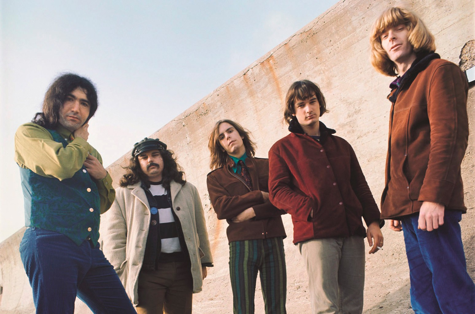 The Grateful Dead in 1966