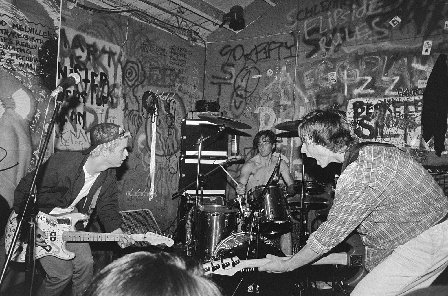 Green Day circa 1990.