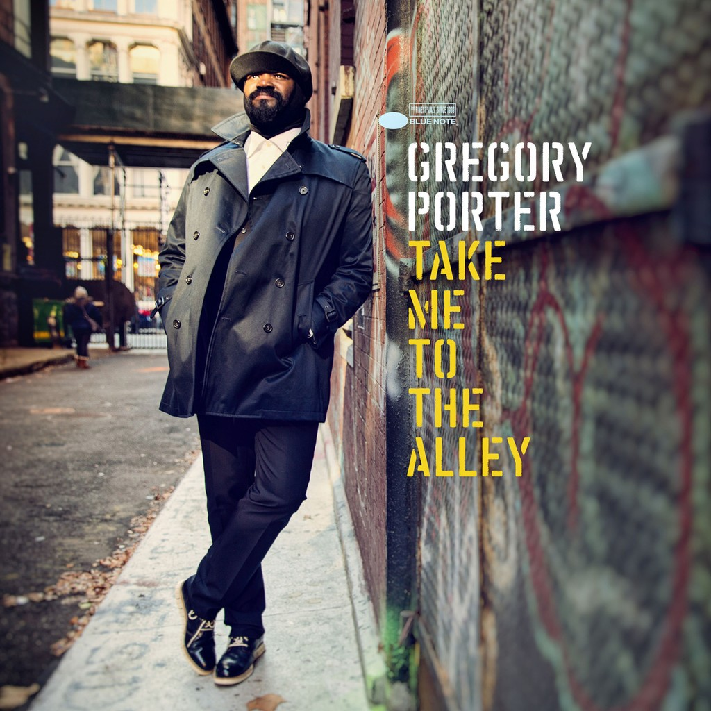 Gregory Porter 'Take Me To The Alley'