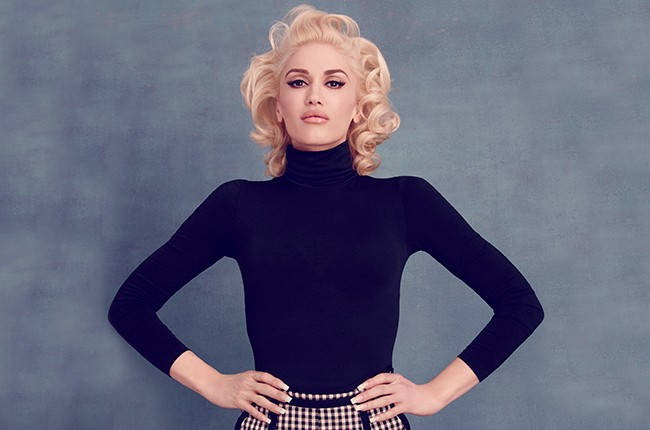 Gwen Stefani photographed in 2016.