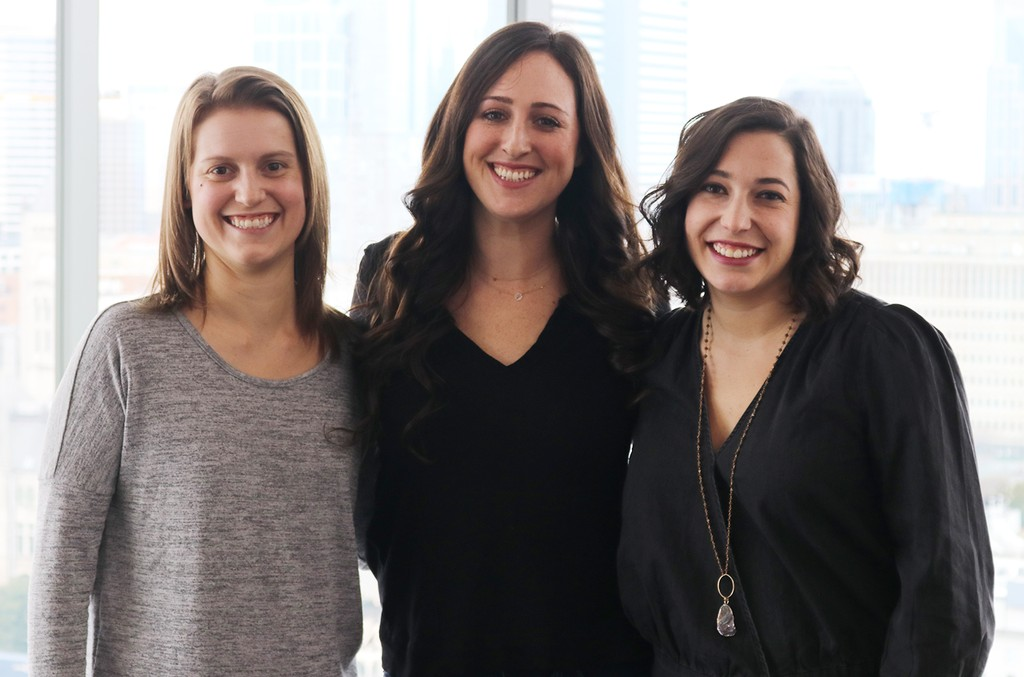 Haley Teske, Emily LaRose & Marissa Smith