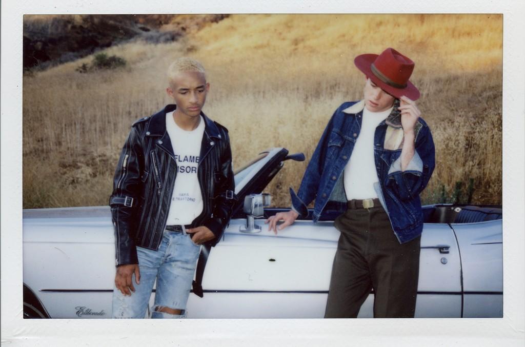 Harry Hudson & Jaden Smith