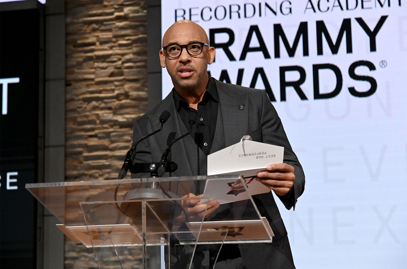 Meet the Grammys' Interim Chief Harvey Mason Jr. and Read His Letter to  Recording Academy Members | Billboard