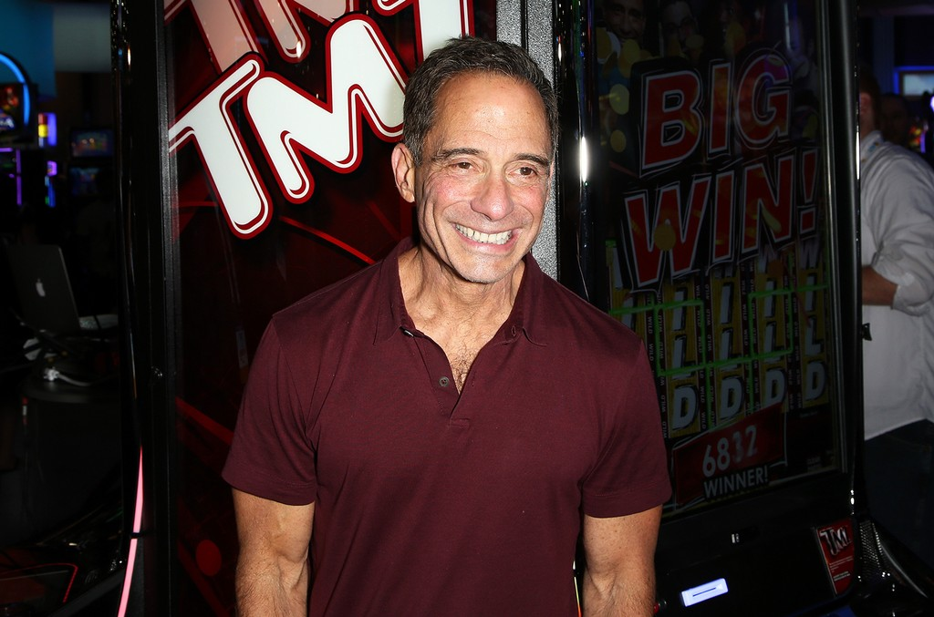 Harvey Levin at the Sands Expo and Convention Center on Sept. 30, 2015 in Las Vegas.