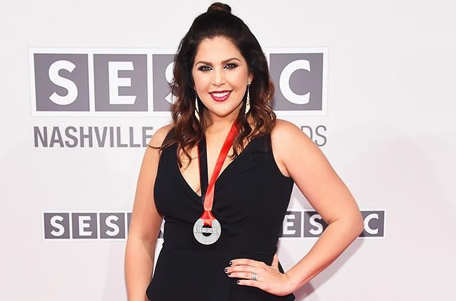 Hillary-Scott-of-Lady-Antebellum-attends-the-SESAC-2015-Nashville-Music-Awards-2015