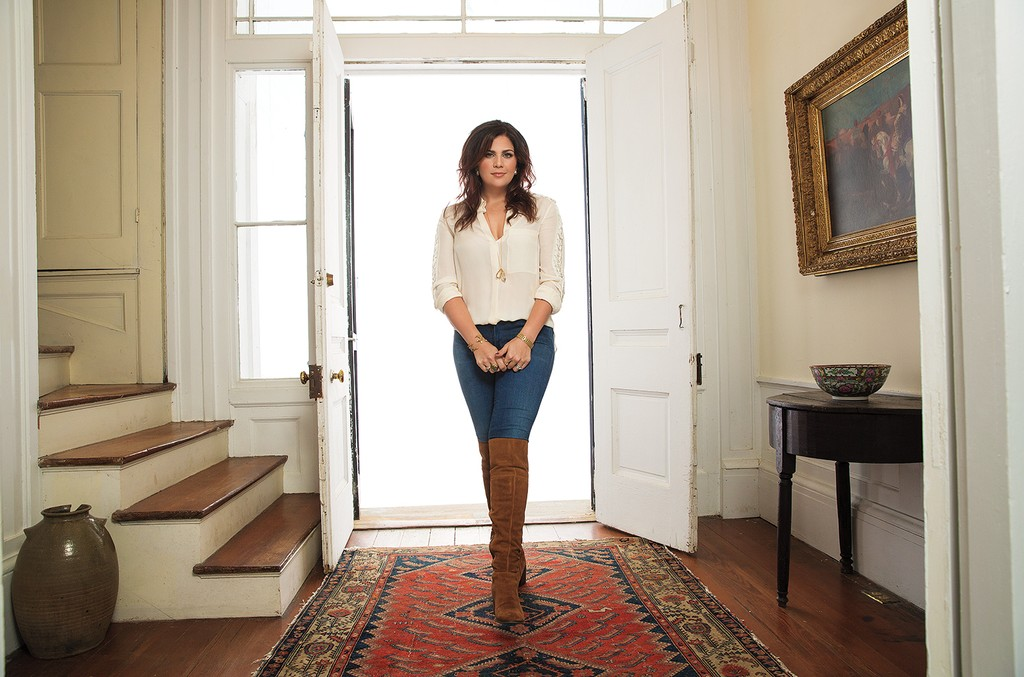 Scott, best known for fronting hitmaking country group  Lady Antebellum, is releasing her first album as a bandleader.