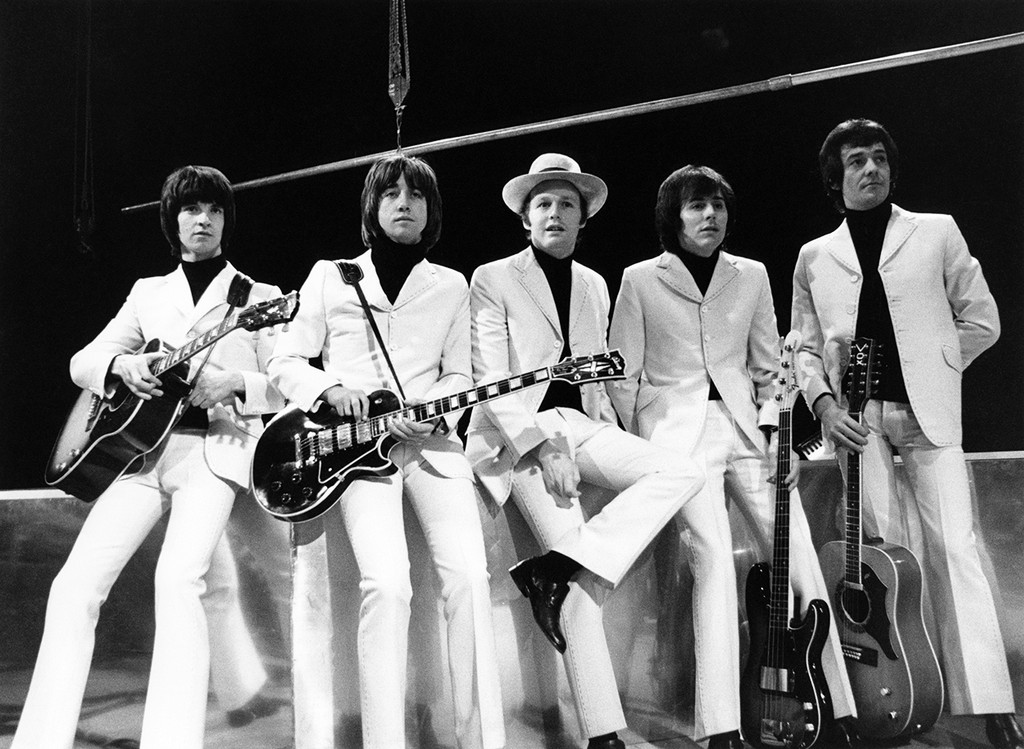 The Hollies photographed in 1969.