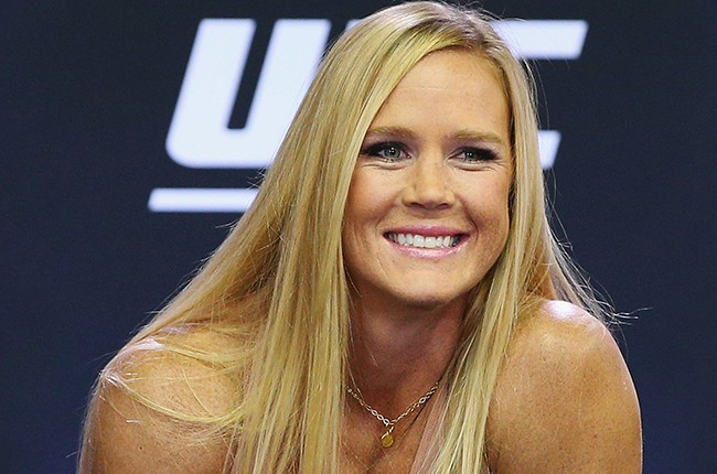Holly Holm Asked Beyonce Her Name When Jay Z Introduced Them ...