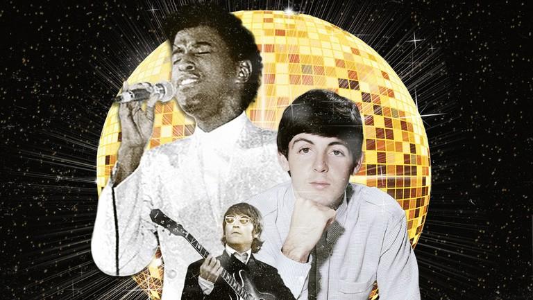 <p>Babyface, Paul McCartney &amp&#x3B; John Lennon</p>