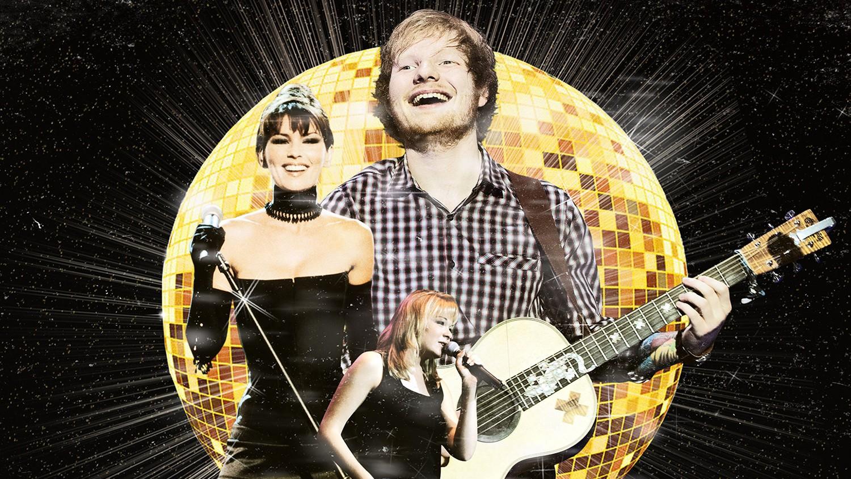 Ed Sheeran, Shania Twain & LeAnn Rimes