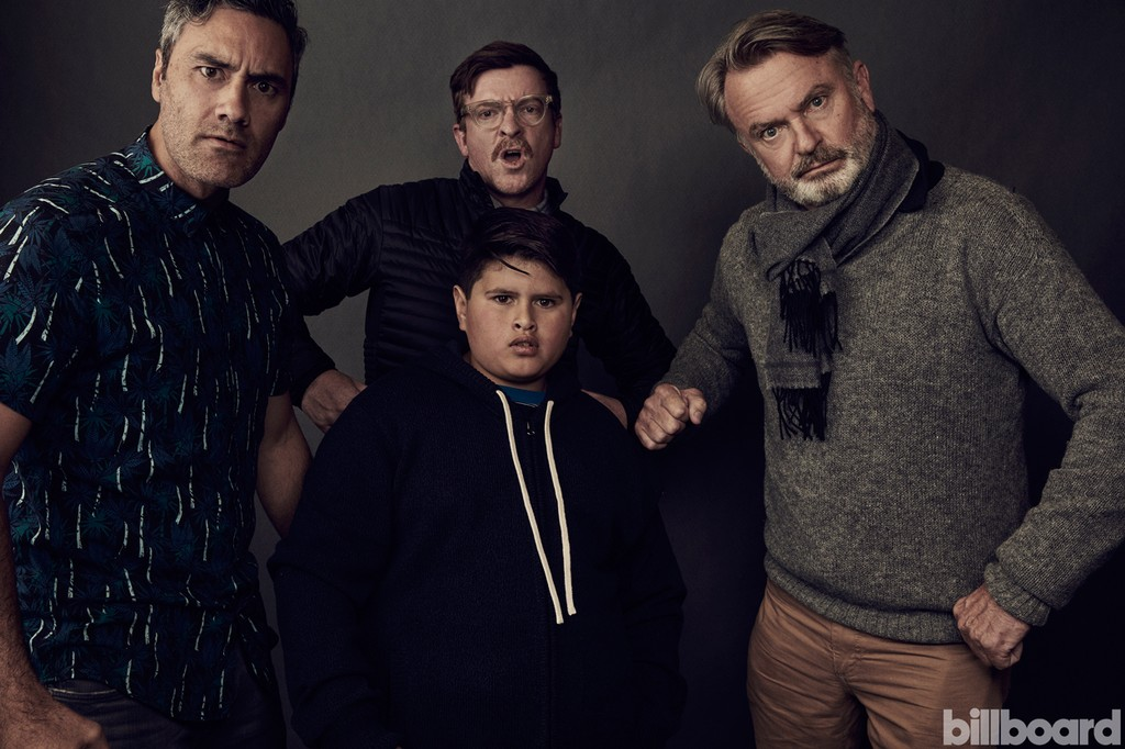 The Cast of 'Hunt For the Wilderpeople'