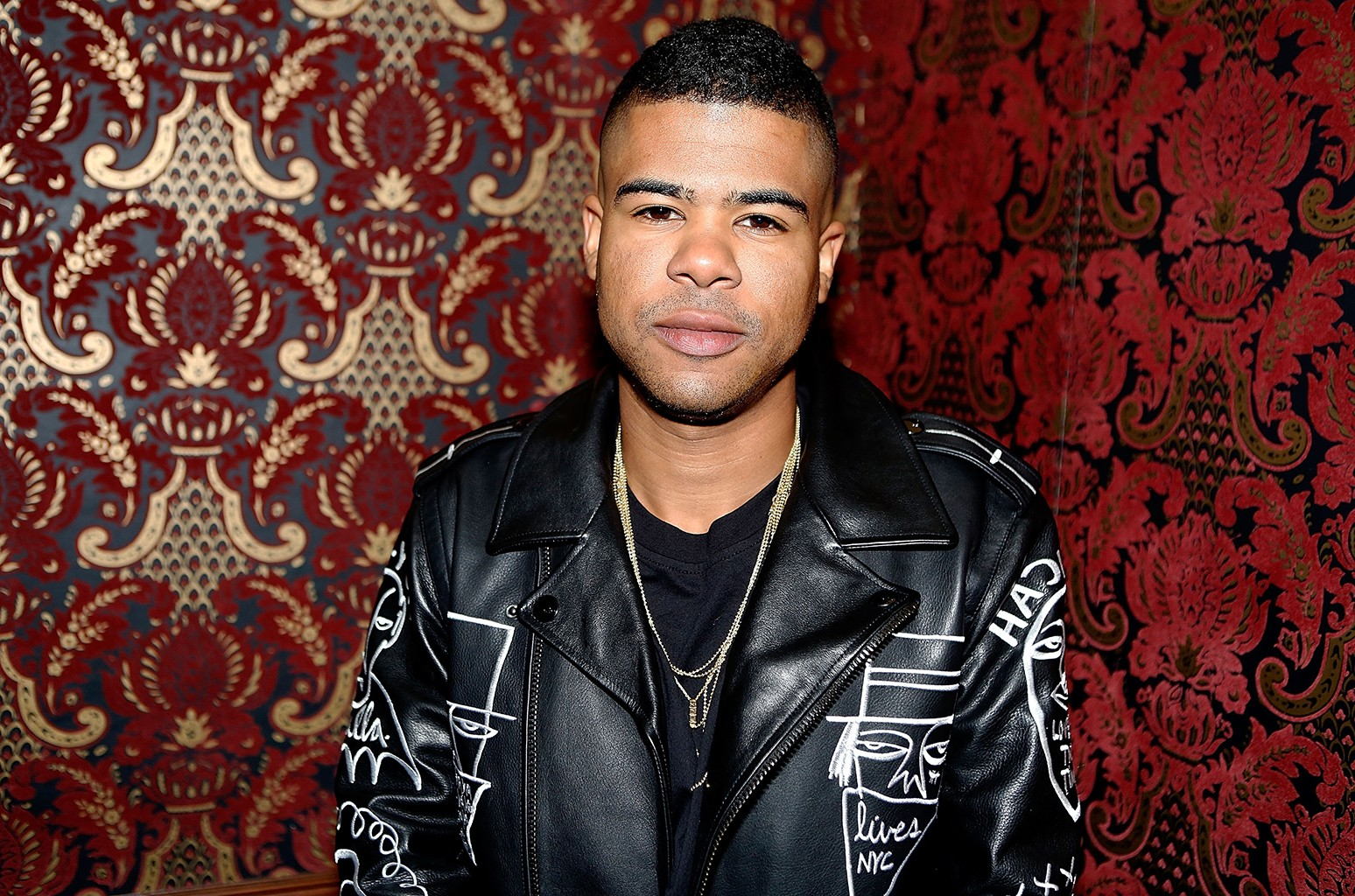 iLoveMakonnen attends the record release party for 'Drink More Water 6' at No Vacancy on March 22, 2016 in Los Angeles.