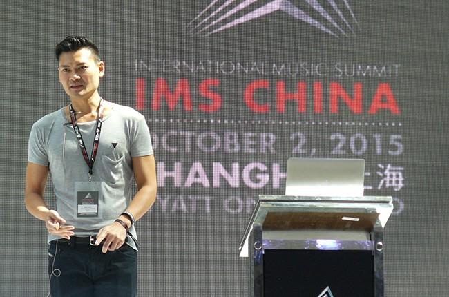 IMS China 2015