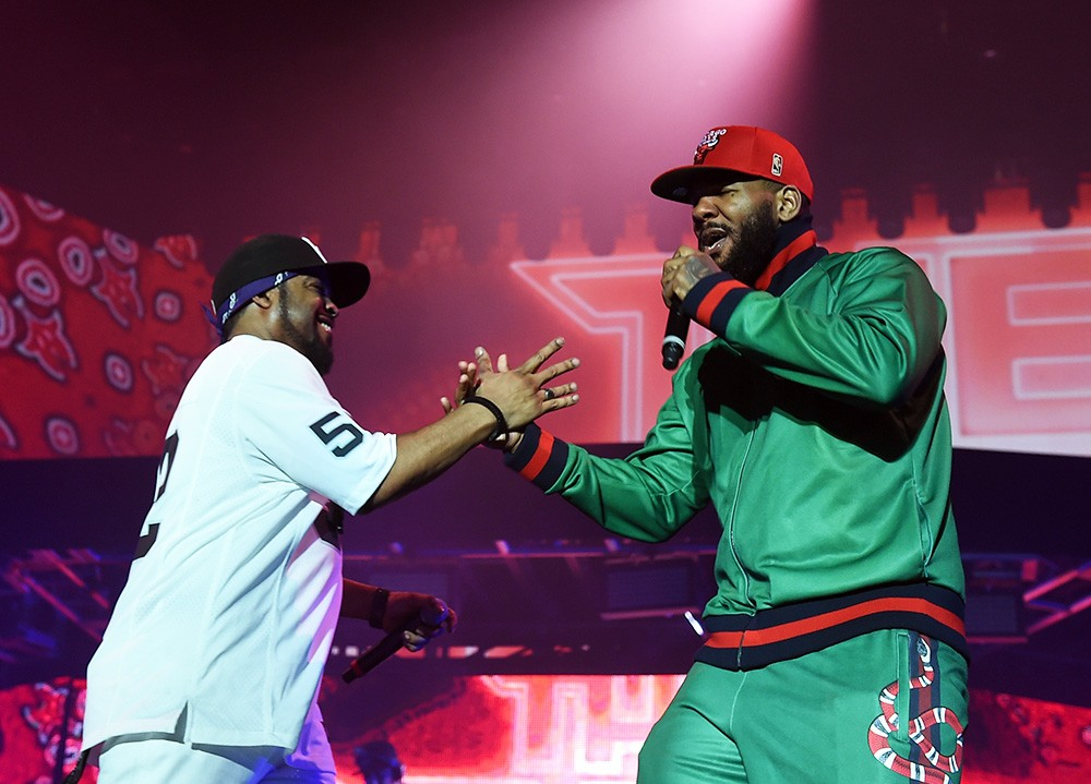 Ice Cube and The Game
